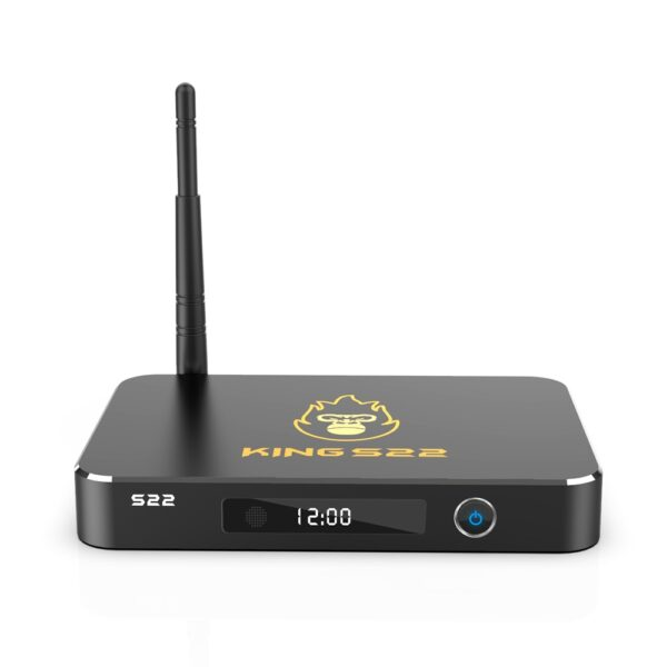 King S22 Android Box