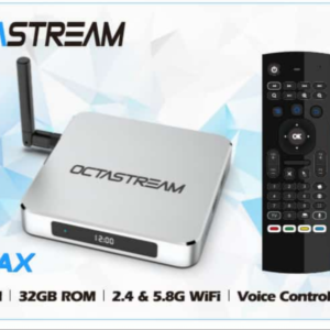 Q1Max Octastream TV Box